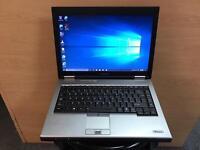 Toshiba Fast Laptop, 3GB Ram, Dual-Core, Genuine Windows 10, Microsoft office, VGood Condition