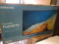 """**CHRISTMAS SALE** New Graded Samsung SMART 49"""" Curved ULTRA HDTV"""