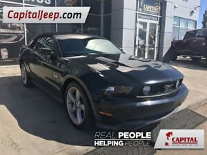 2012 Ford Mustang GT| Leather| Soft Top| Cd Player| Seats 4