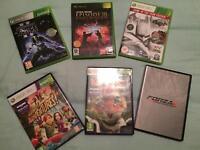 *BARGAIN* 6 Xbox 360 games