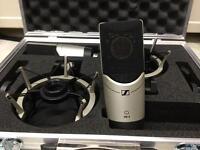 Sennheiser Mk 4 stereo mics
