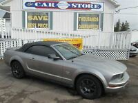 2009 Ford Mustang 45TH ANNIVERSARY EDITION, CONVERTIBLE!! 5 SPEE