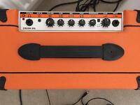 Faulty Orange Crush Pix 20L Combo Guitar Amp