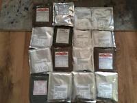 16 x Ration packs