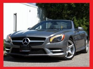 2013 Mercedes-Benz SL-Class SL550 AMG PKG+LOADED