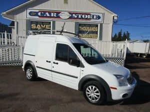 2010 Ford Transit Connect AIR CRUISE PW PL PM LADDER RACKS