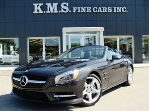 2013 Mercedes-Benz SL-Class SL 550| AMG SPORT| MAGIC SKY|