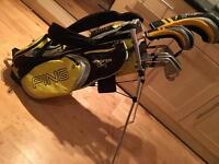 MD Golf ST2 Clubs, Irons 5-SW, Driver & Hybrid