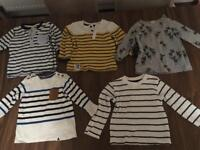Boys clothes in size 9-12 months and 12-18 months