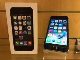 iPhone 5s Black Unlocked Boxed