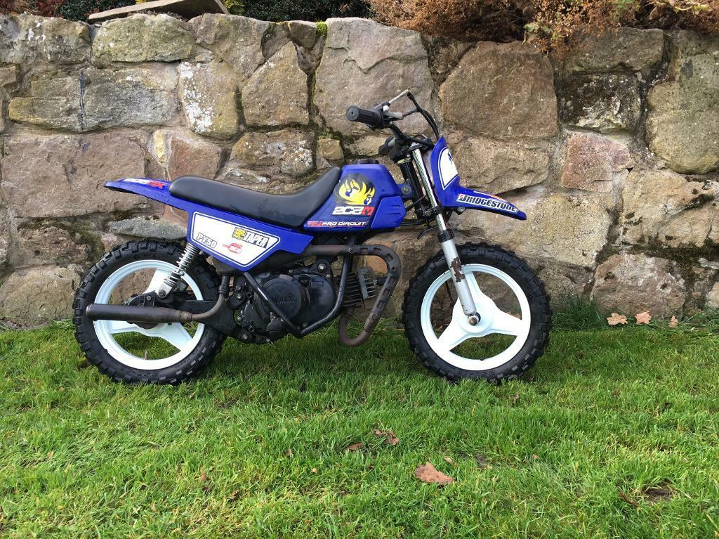 yamaha pw50 replica 50cc kids minimoto motorbike in wrexham gumtree. Black Bedroom Furniture Sets. Home Design Ideas