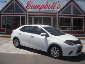 2015 Toyota Corolla LE HEATED SEATS BACK UP CAMERA BLUETOOTH