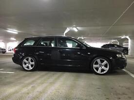 2005 Audi A4 SLine estate 118000 FSH