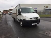 IVECO 35s 11 !! 2012 !!! DROPSIDE !! ALLOY BODY