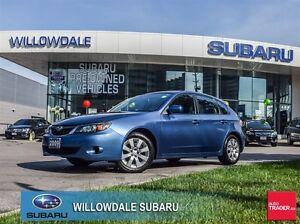 2009 Subaru Impreza 2.5 i Automatic 5DR Service Records