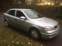 Vauxhall Astra 1.6 automatic