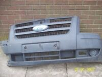 ford transit front grill