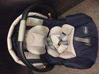 Chicco car seat £30