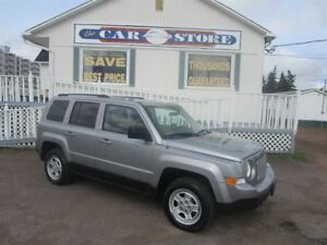 2015 Jeep Patriot North AWD AUTOMATIC AIR CRUISE!!