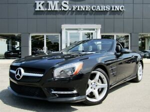 2015 Mercedes-Benz SL-Class SL550| SPORT PKG| PREMIUM| MAGIC SKY