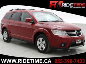 2012 Dodge Journey SXT - 7 Passenger, Sunroof