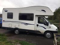 Fiat Cusona camper