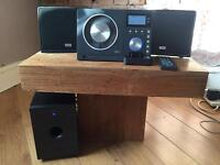 TEAC Micro Hi Fi System TD X2501