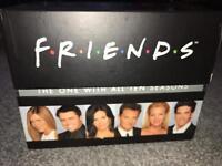 Friends DVD Box Set. All 10 seasons.