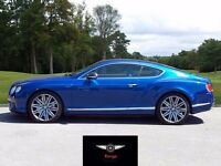LUXURIOUS AND PRESTIGE CAR HIRE!!! NEW BENTLEY GT SPEED!! not rolls royce .