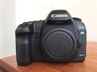 Canon 5d MK II Digital SLR Camera