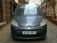 07 Reg C4 GRAND PICASSO 7 SEATER