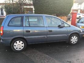 Car , vauxhall zafira £400