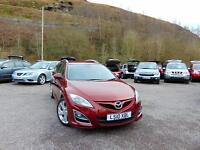 MAZDA 6 D SPORT ESTATE (red) 2010
