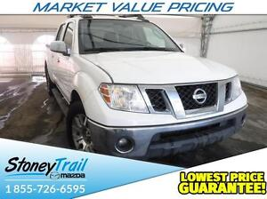 2009 Nissan Frontier LEATHER! ROOF RACK! SUNROOF! - LE 4x4 CREW