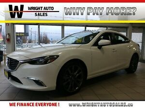 2016 Mazda MAZDA6 GT| LEATHER| NAVIGATION| SUNROOF| 27,374KMS