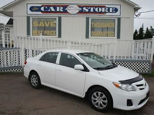 2012 Toyota Corolla CE MP3/USB AUTOMATIC  YES AIR