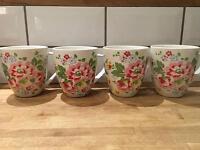 Cath Kidston Mug Set
