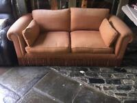 Upholstered 3 Seater Sofa - CAN DELIVER
