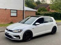 2018 Volkswagen Golf R DSG Pan Roof Reverse Camera *BARGAIN* not Leon passat gti gtd s3 amg