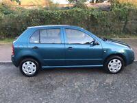2003 Skoda Fabia 1.4 16v Classic 5dr Automatic @07445775115