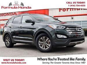 2013 Hyundai Santa Fe ONE OWNER   MINT CONDITION   BLUETOOTH - F