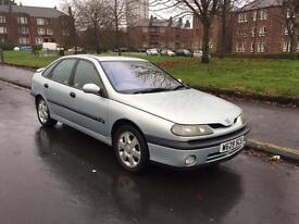 RENAULT LAGUNA 1.6 SPORT WITH LONG MOT IN GOOD CONDITION