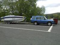 Boat Transportation & Boat Trailer Hire.