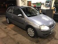 Vauxhall Corsa 1.2 16v active 3 Door 92k