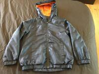 Boys waterproof jacket 8-9 years old