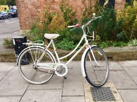 Vintage Dutch Style Raleigh Bicycle