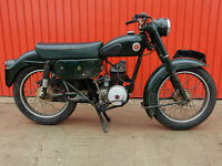 Wanted old two stroke motorcycles