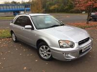 2004 SUBARU IMPREZA 2.0GX AWD •1 YR MOT• •DONT GET STUCK THIS WINTER•