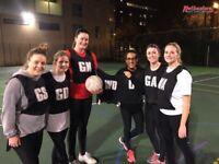 Battersea Social Netball League - Starting soon!
