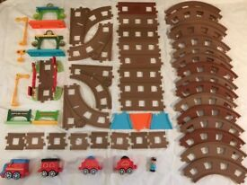 Happy Land Train set